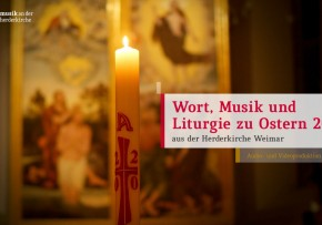 Herderkirche Titelbild Video Ostern 2020 web